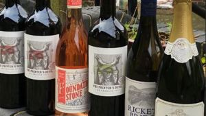 Online Christmas Auctions Lot 2, half a case of fine wines from Rickety Bridge Wine.