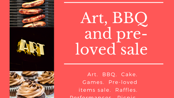 Art Exhibition and BBQ - 12 June